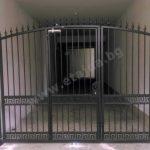 Дворни врати и метални решетки